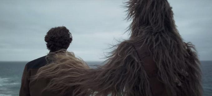 Disfruten del avance de Han Solo: Una Historia de Star Wars