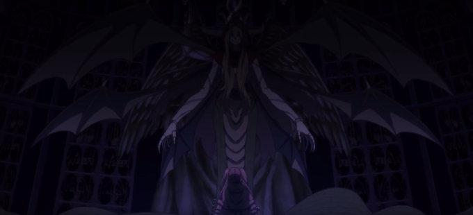 El anime de Jashin-chan Dropkick se estrena en verano