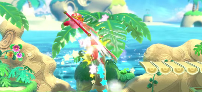 Más de cinco minutos de Kirby Star Allies para Nintendo Switch