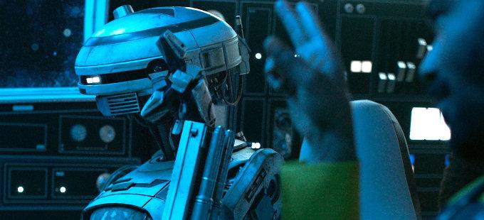 ¿Es L3-37 la primera droide femenina de Star Wars?