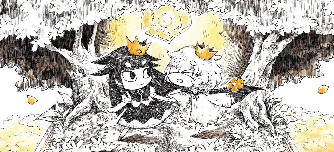 La historia de Liar Princess and The Blind Prince para Nintendo Switch