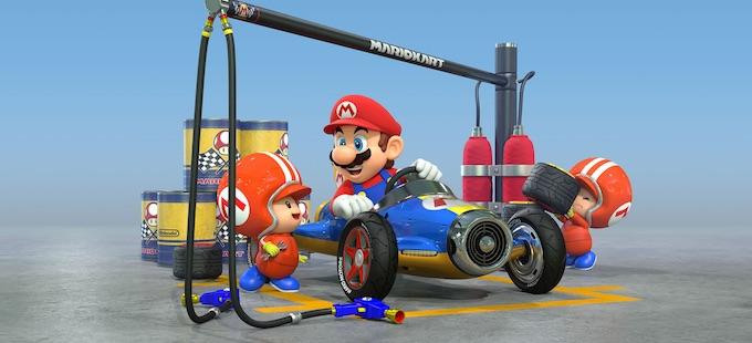 DeNA habla acerca de Mario Kart Tour