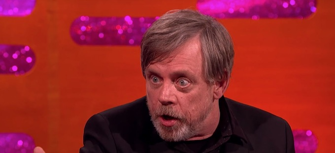 Mark Hamill podría estar en Guardians of the Galaxy Vol. 3