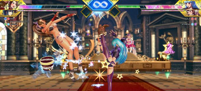 ¿Qué modos de juego tendrá SNK Heroines para Nintendo Switch?