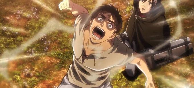Anime mejor que el manga, dice creador de Shingeki no Kyojin