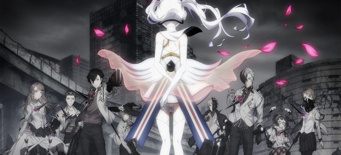El anime de The Caligula Effect llega en abril
