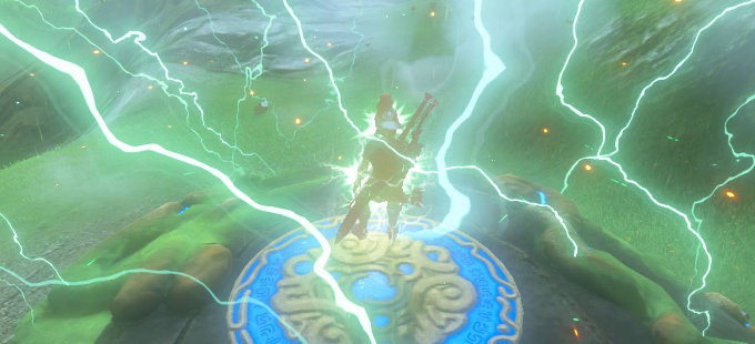 Pudiste controlar el clima en The Legend of Zelda: Breath of the Wild