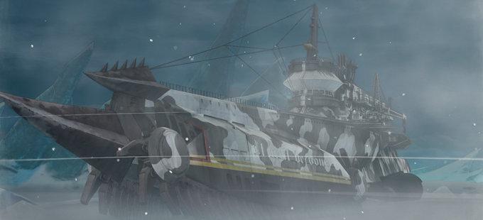 Valkyria Chronicles 4 para Nintendo Switch y el apoyo naval