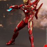 Figura Hot Toys de Iron Man de Avengers: Infinity War