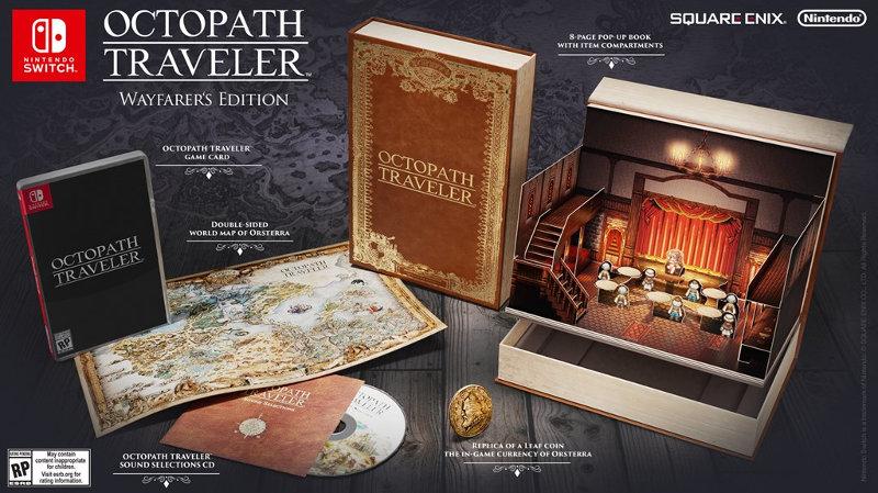Octopath Traveler: Wayfarer's Edition