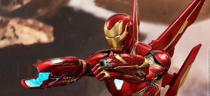 Así se verán Iron Man y Thor en Avengers: Infinity War