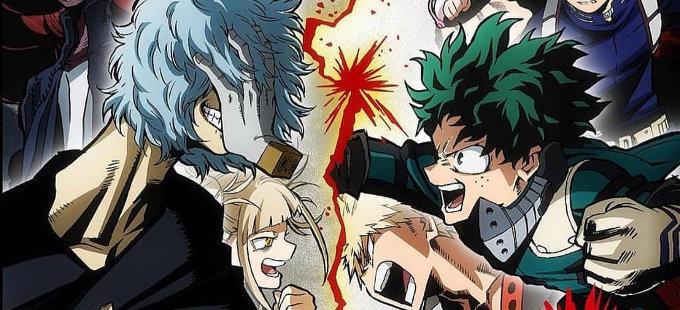 Tercera temporada de Boku no Hero Academia vía nuevo adelanto