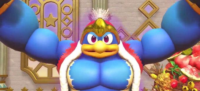 Descarga ya el demo de Kirby Star Allies en México