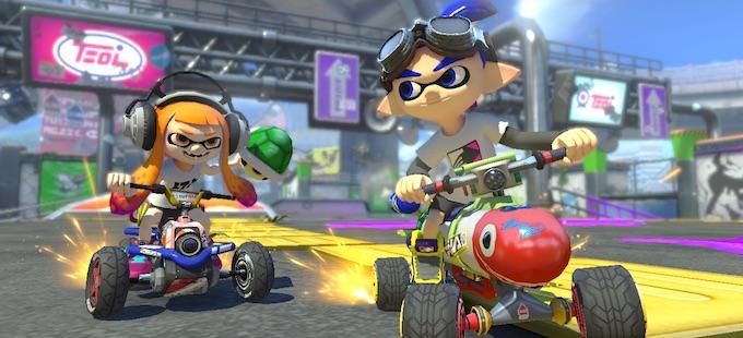 Inklings en Mario Kart y Super Smash Bros. ¿Cómo lo tomó su productor?