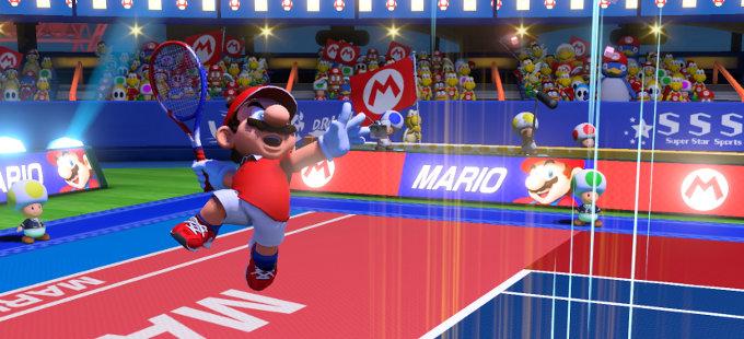 Todo acerca de Mario Tennis Aces para Nintendo Switch