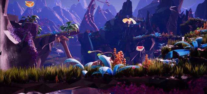 Planet Alpha para Nintendo Switch anunciado por Team17