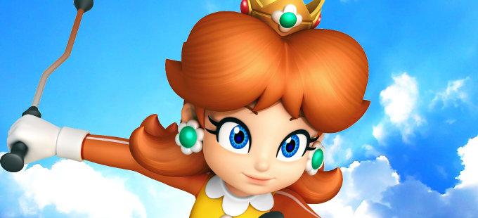¿La Princesa Daisy en Mario + Rabbids Kingdom Battle?