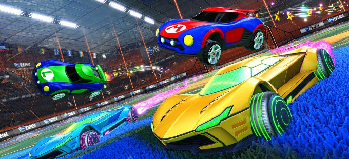 ¿Qué agregará el Tournament Update a Rocket League para Nintendo Switch?