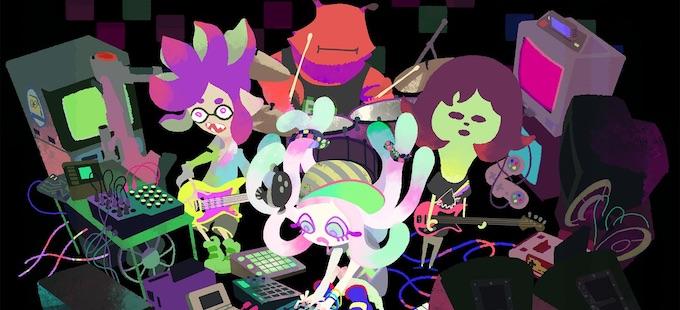 Nuevas canciones llegarán a Splatoon 2 para Nintendo Switch