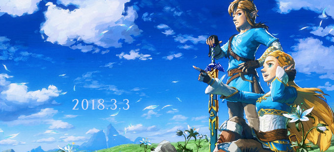 El primer año de The Legend of Zelda: Breath of the Wild