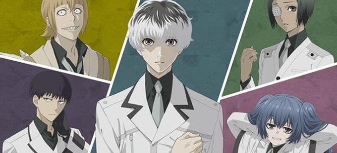 Tercera temporada de Tokyo Ghoul y el retorno de antiguos personajes
