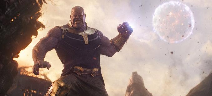 Thanos, imbatible en el nuevo tráiler de Avengers: Infinity War