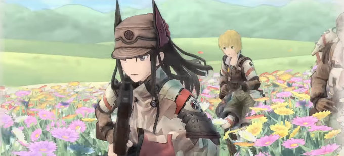 Valkyria Chronicles 4 para Nintendo Switch saldrá en otoño
