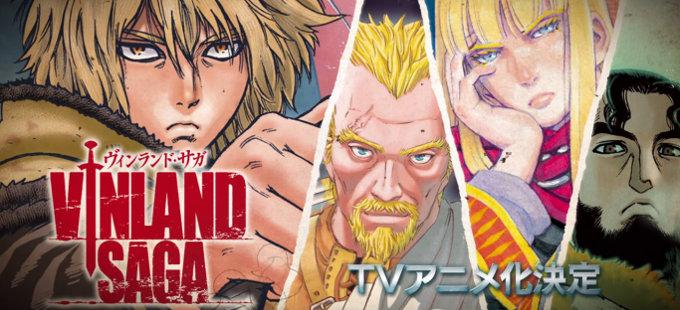 Creadores del anime de Shingeki no Kyojin harán Vinland Saga
