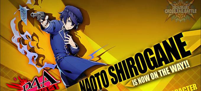Naoto, Vatista y Hakumen llegarán a BlazBlue Cross Tag Battle para Nintendo Switch