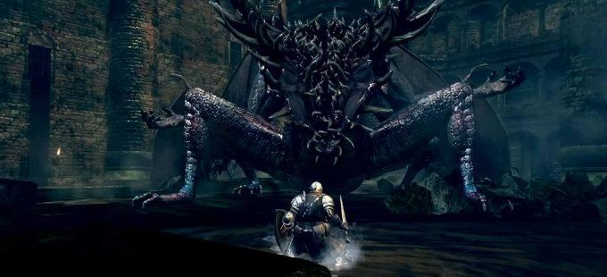 Dark Souls Remastered para Nintendo Switch desde la PAX East 2018
