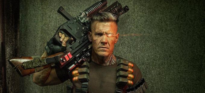¿Cuatro películas con Cable, además de Deadpool 2?