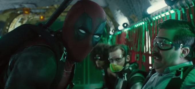 ¿Podría ser más genial el nuevo tráiler de Deadpool 2?