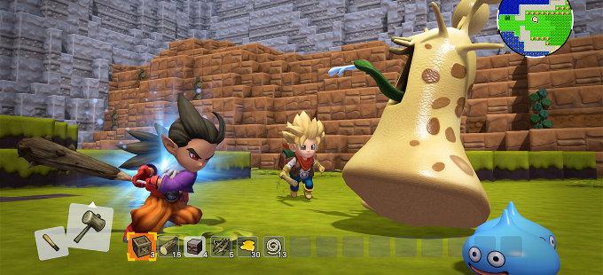 Malroth revelado en Dragon Quest Builders 2 para Nintendo Switch