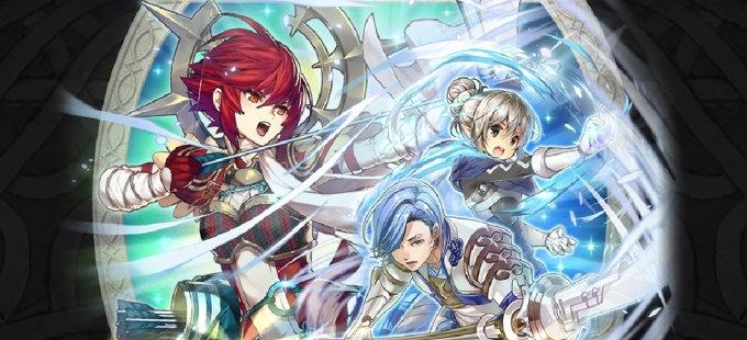 Pronto llegarán los Héroes de Wings of Fate a Fire Emblem Heroes
