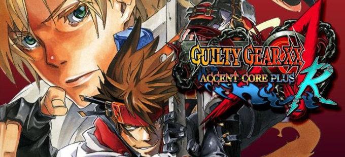 Guilty Gear XX: Accent Core Plus R para Nintendo Switch, confirmado para América