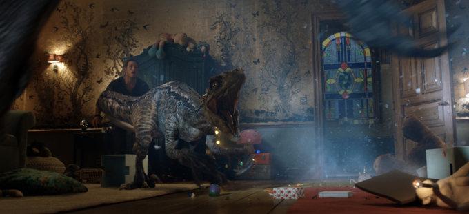 Llega el tráiler final de Jurassic World: El Reino Caído