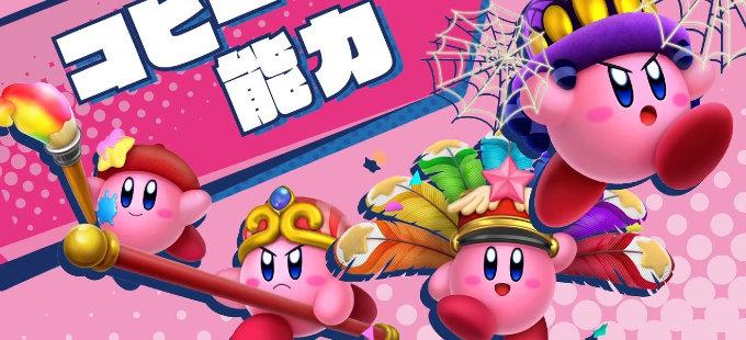 ¿Revelados más personajes de Kirby Star Allies para Nintendo Switch?