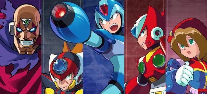 Mega Man X Legacy Collection para Nintendo Switch - ¿Qué pasó, Capcom?