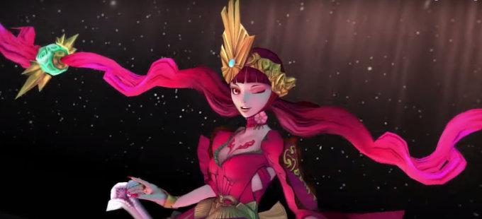 SaGa Scarlet Grace para Nintendo Switch podría llegar a Occidente