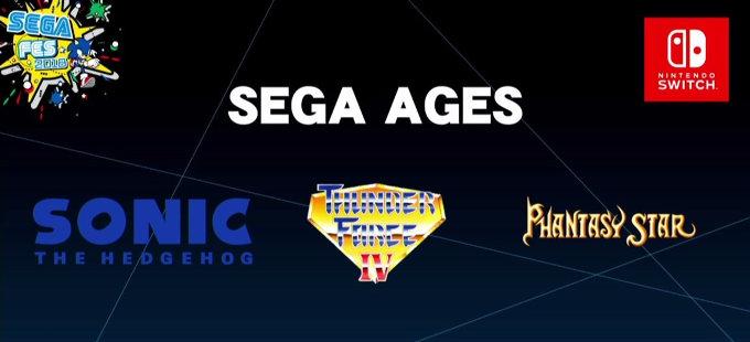 Sega Ages para Nintendo Switch revelado