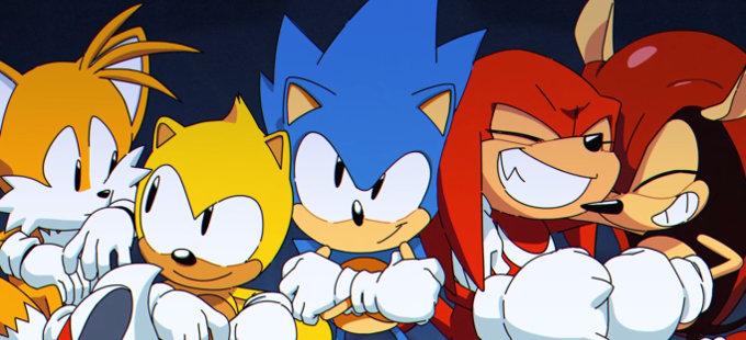 Sonic Mania Plus para Nintendo Switch sale en julio