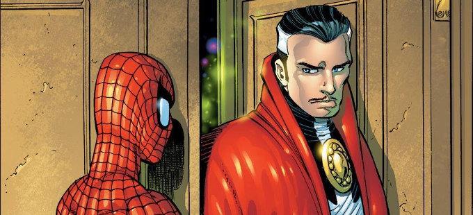 ¿Película de Doctor Strange y Spider-Man juntos?