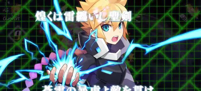 Gunvolt se une a Blade Strangers para Nintendo Switch