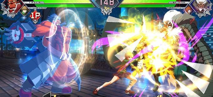 Inicia la beta abierta de BlazBlue Cross Tag Battle para Nintendo Switch