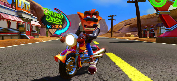 Crash Bandicoot N. Sane Trilogy para Nintendo Switch adelanta su salida