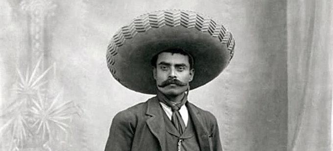 One Piece recordando a Emiliano Zapata