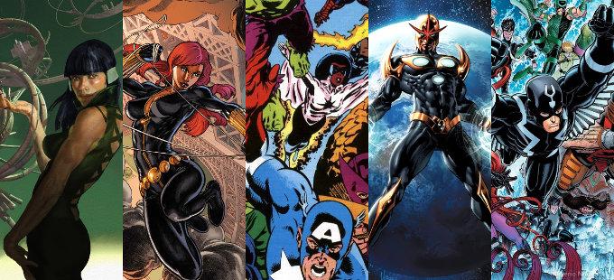 Fase 4 del Universo Cinemático de Marvel: ¿Qué películas esperar?