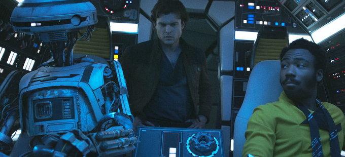 ¿Es Han Solo: Una Historia de Star Wars un fracaso?