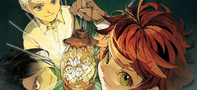 Yakusoku no Neverland tendrá su propio anime