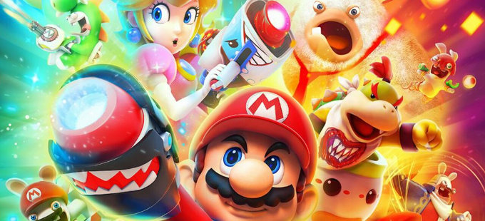 Mario + Rabbids Kingdom Battle Gold Edition tendrá edición física